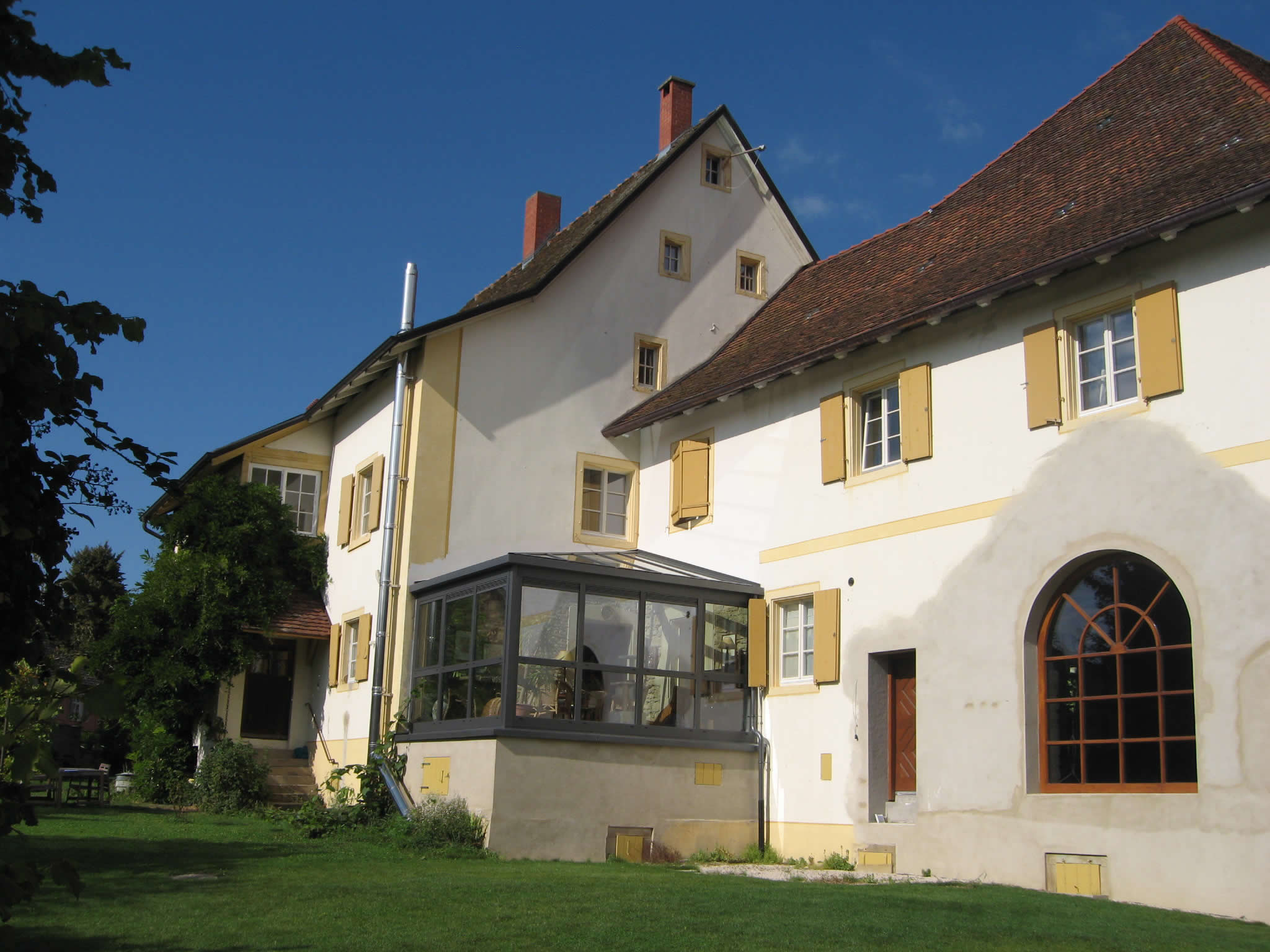 Gutshof Güntert Wintergarten