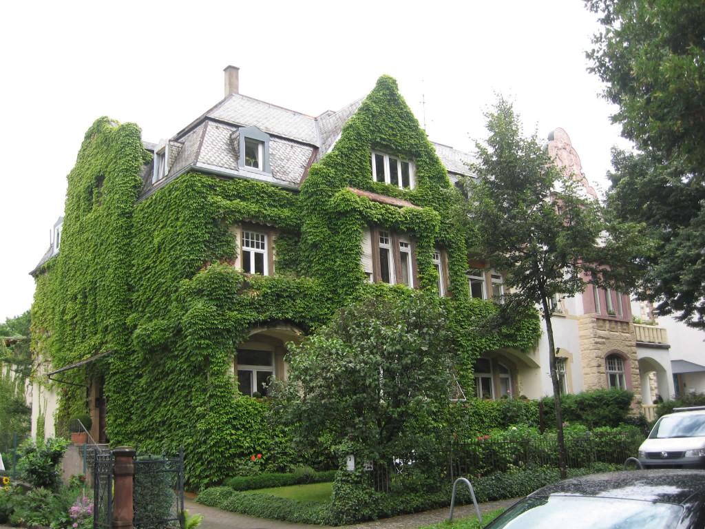 Villa Freiburg jugendstil villa architektur berndt